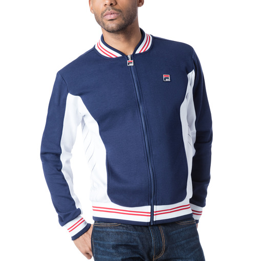 settanta jacket in peacoat