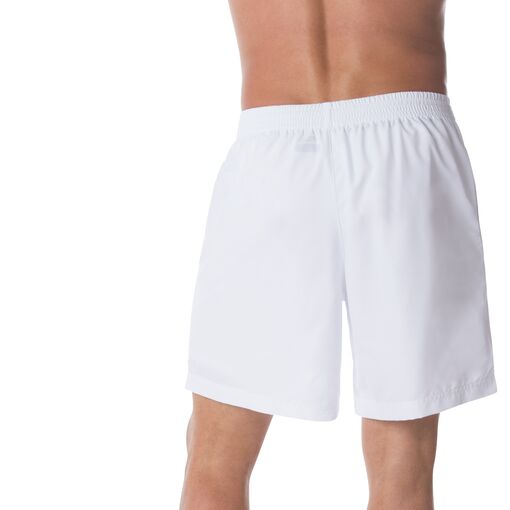 clay II short in white