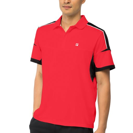 adrenaline polo in red