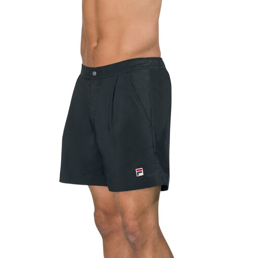 santoro III short in black