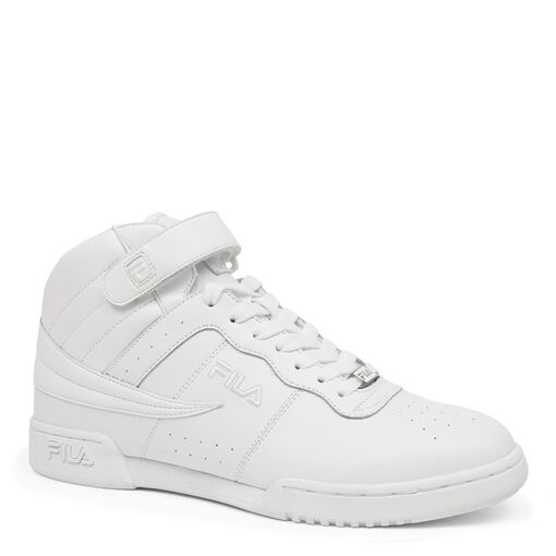 men's f-13v lea/syn in white
