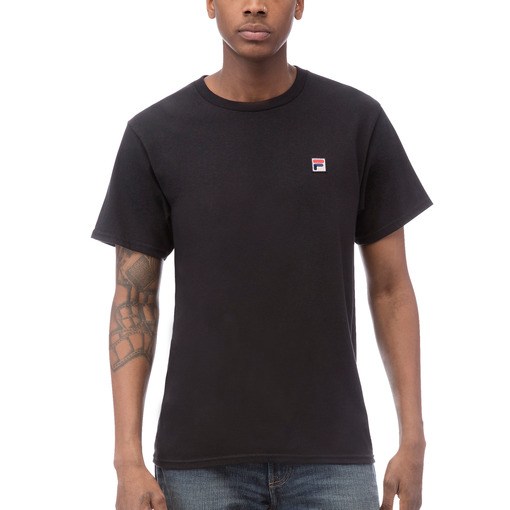 f box tee in black