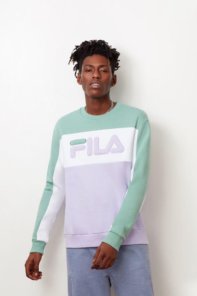 Lesner Fleece Crew by Fila