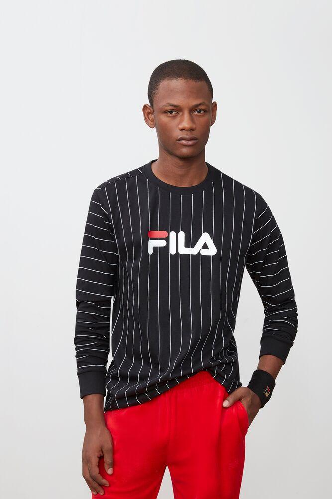 bd549b2b982f Shoptagr | Mario Long Sleeve Tee by Fila