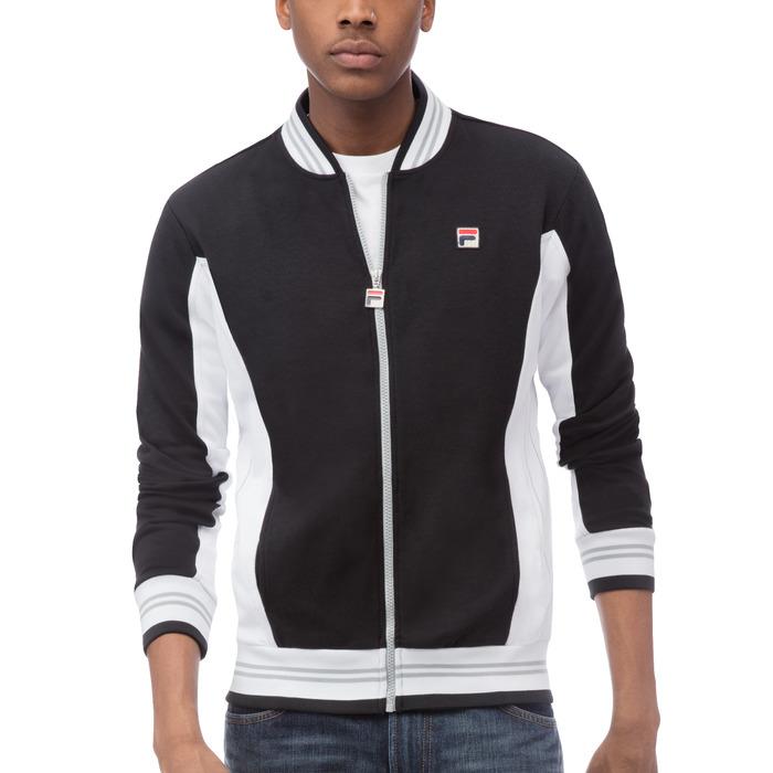 settanta jacket in black