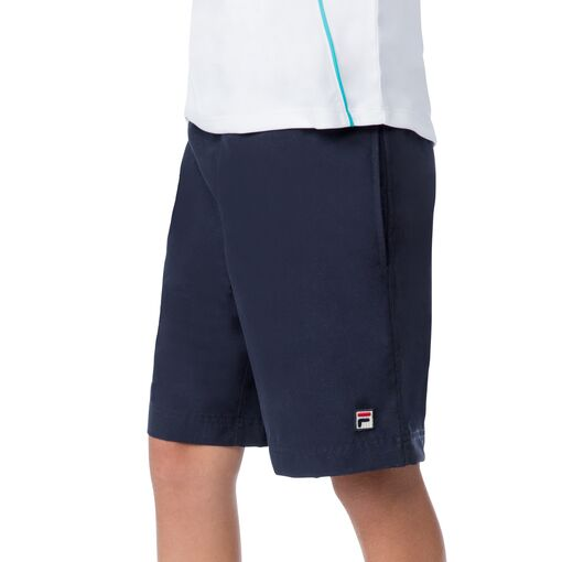 boy's classic short in blue