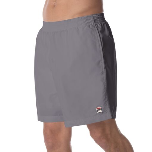 "essenza 7"" hard court short in ebony"
