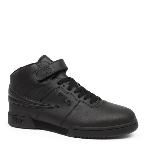 men's f-13v lea/syn in black