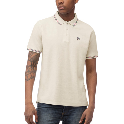 matcho 3 polo in ivory