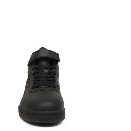 men's f-13v lea/syn in black