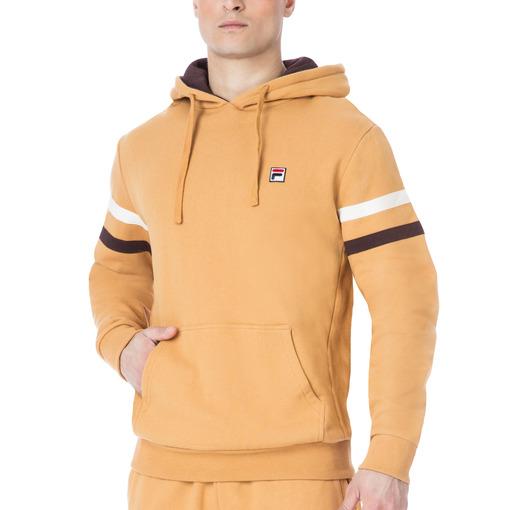 classic fleece hoody in LM163SR6_259_sw_e
