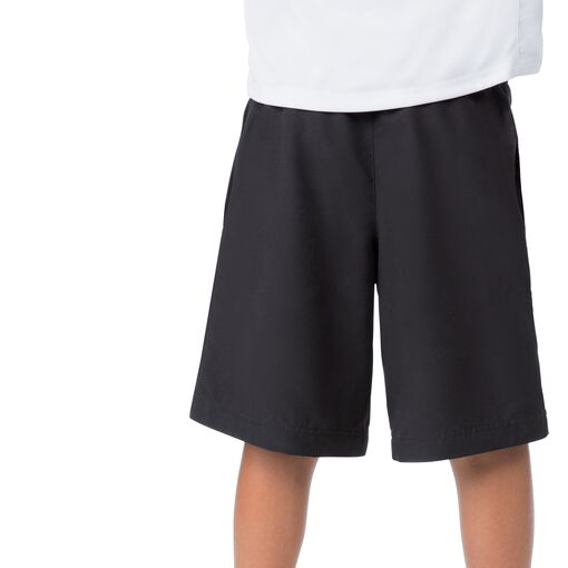 boy's classic short in black