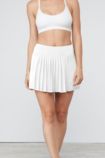 HERITAGE PLEATED SKORT