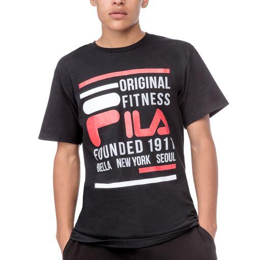 original fitness tee in black