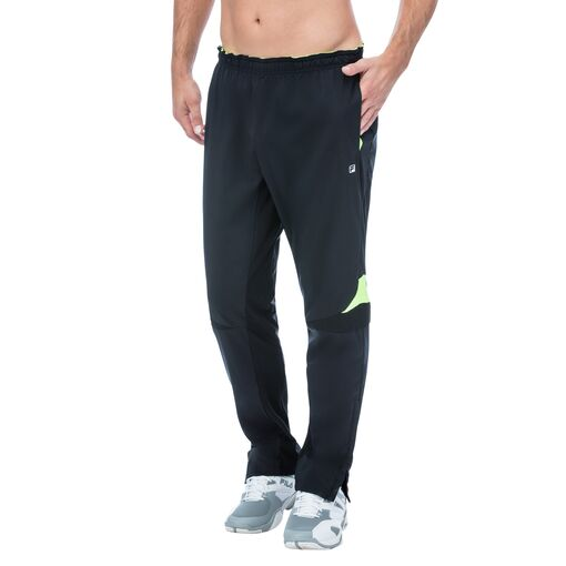 alpha pant in black
