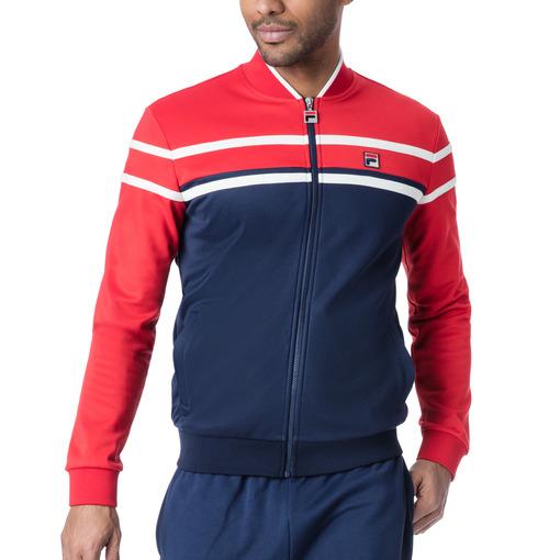 naso jacket in navy