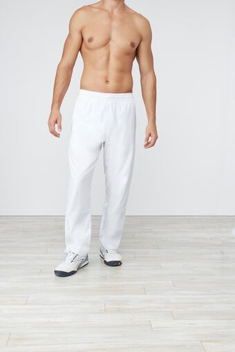 fundamental pant in white