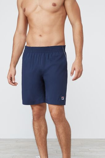 heritage short in blue
