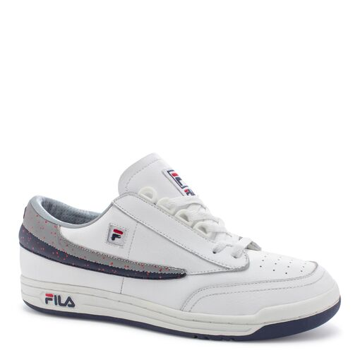 men's original tennis in white