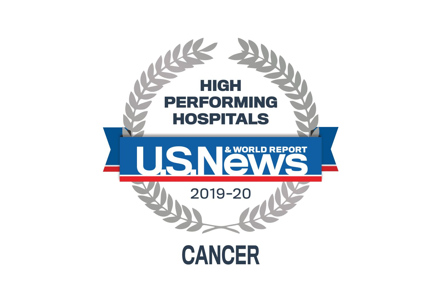 US News high performing cancer