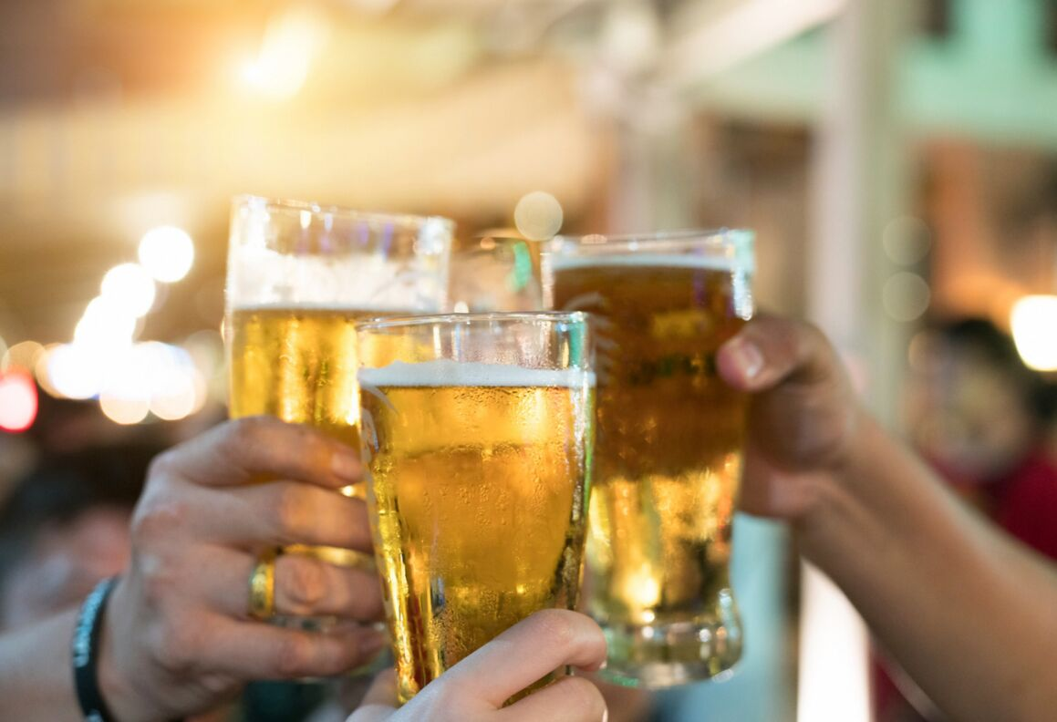 Binge drinking among older Americans is on the rise.