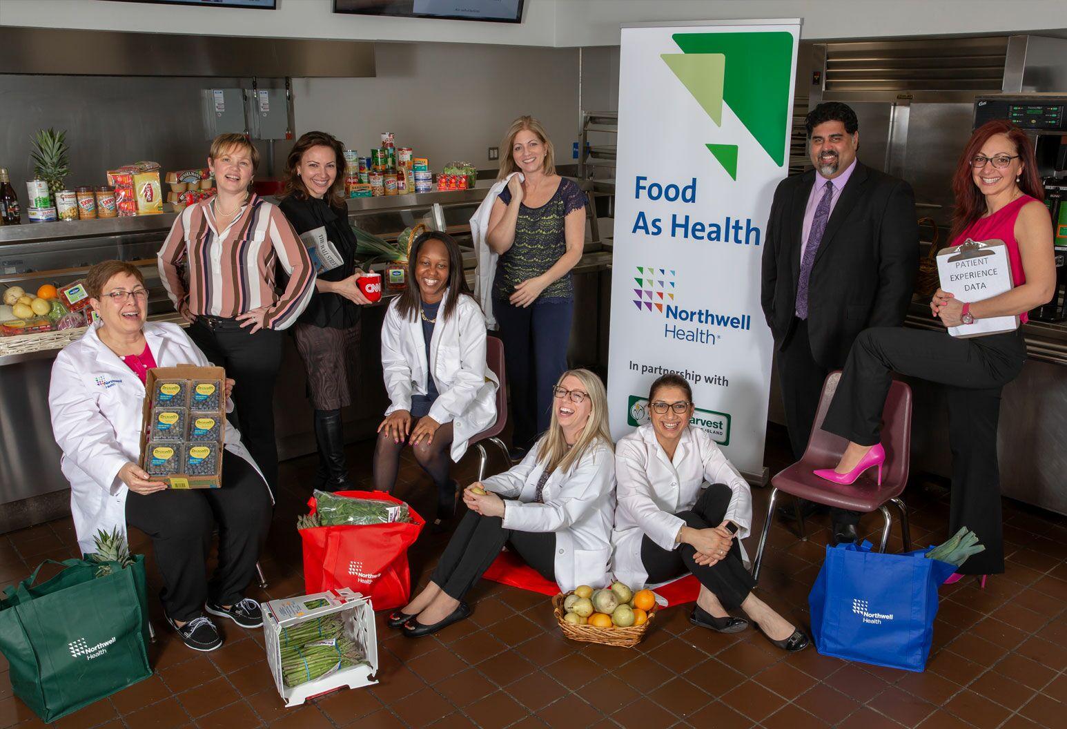 Food as Health Implementation Team - Long Island Jewish Valley Stream