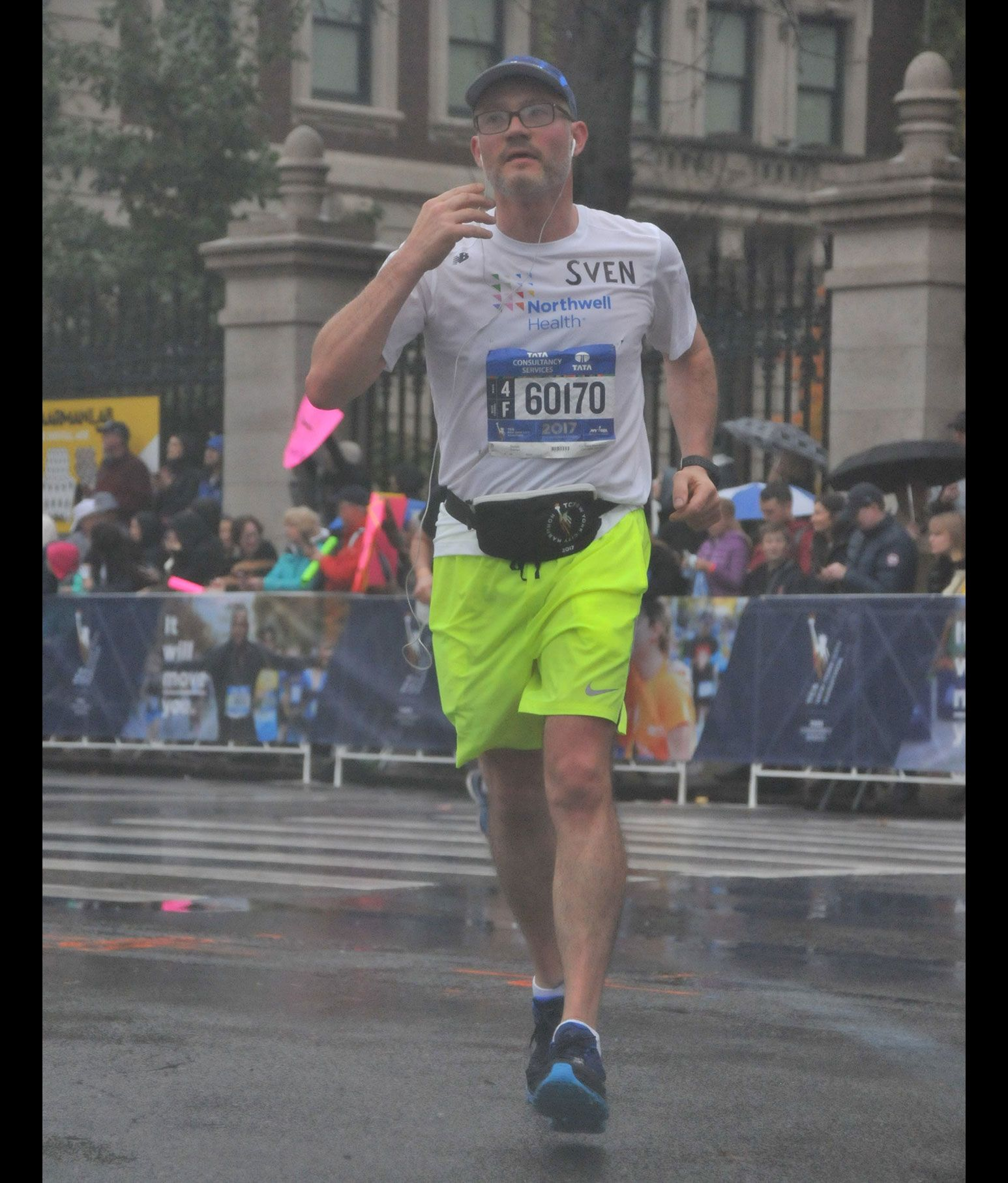 Why I Decided to Run The NYC Marathon