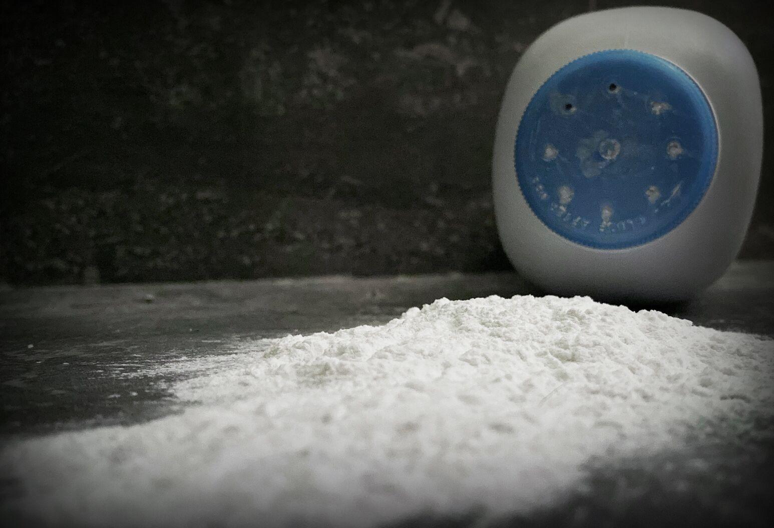 Talc powder exposure linked to mesothelioma.
