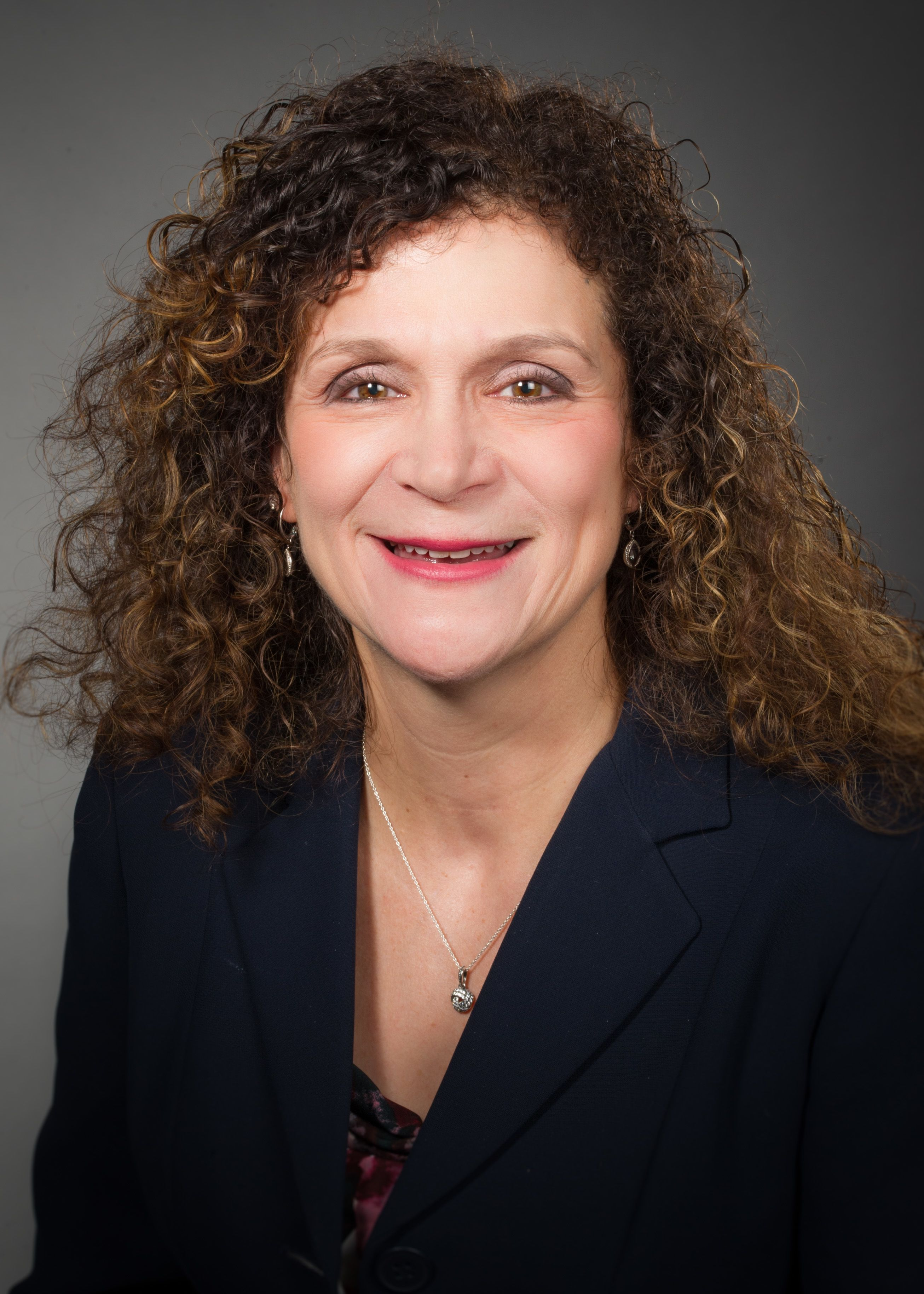 Lori Ann Attivissimo, MD, wearing a black suit jacket