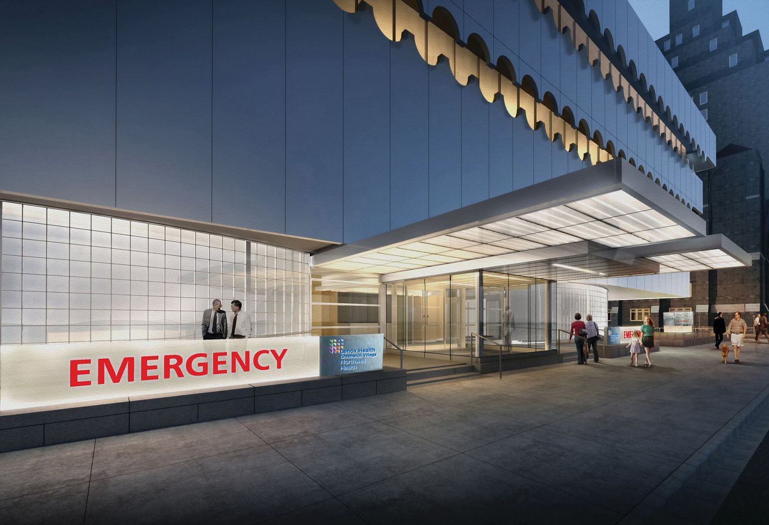 Emergency Department - Lenox Health Greenwich Village