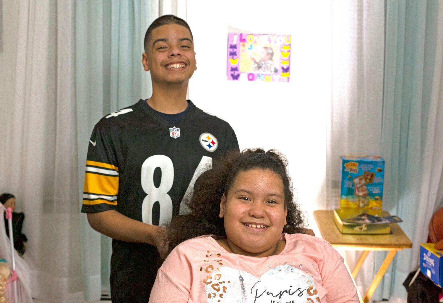 Paul and Adryana Navarro