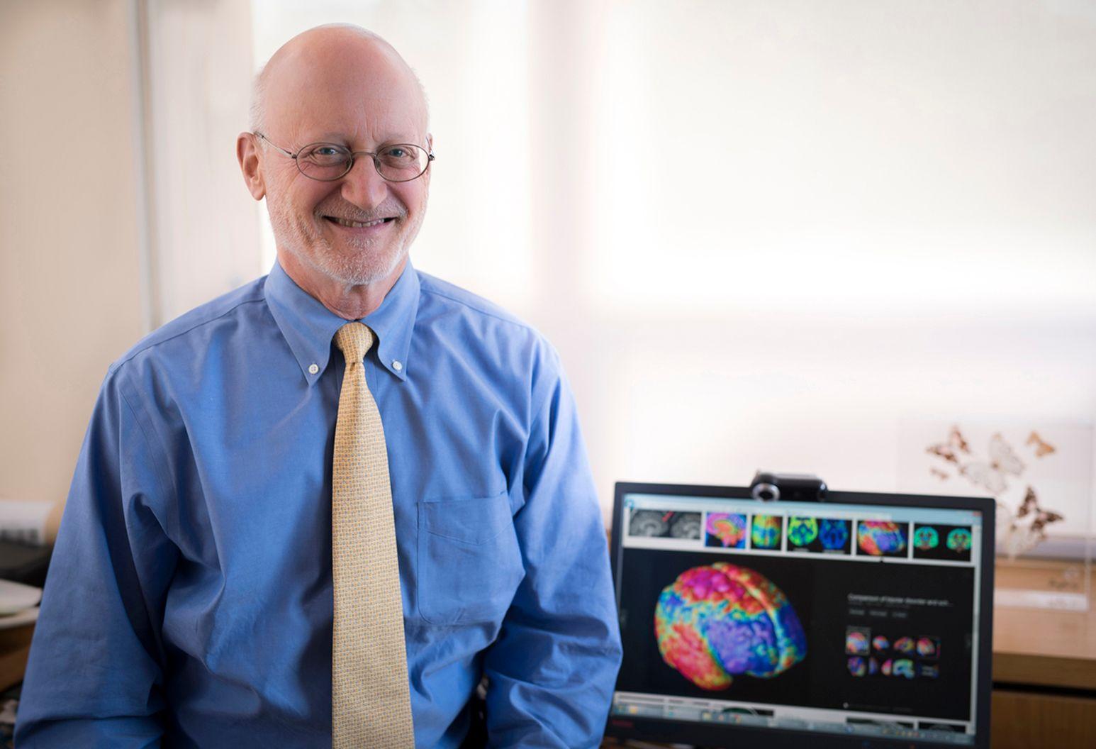 Dr. John Kane, schizophrenia researcher.