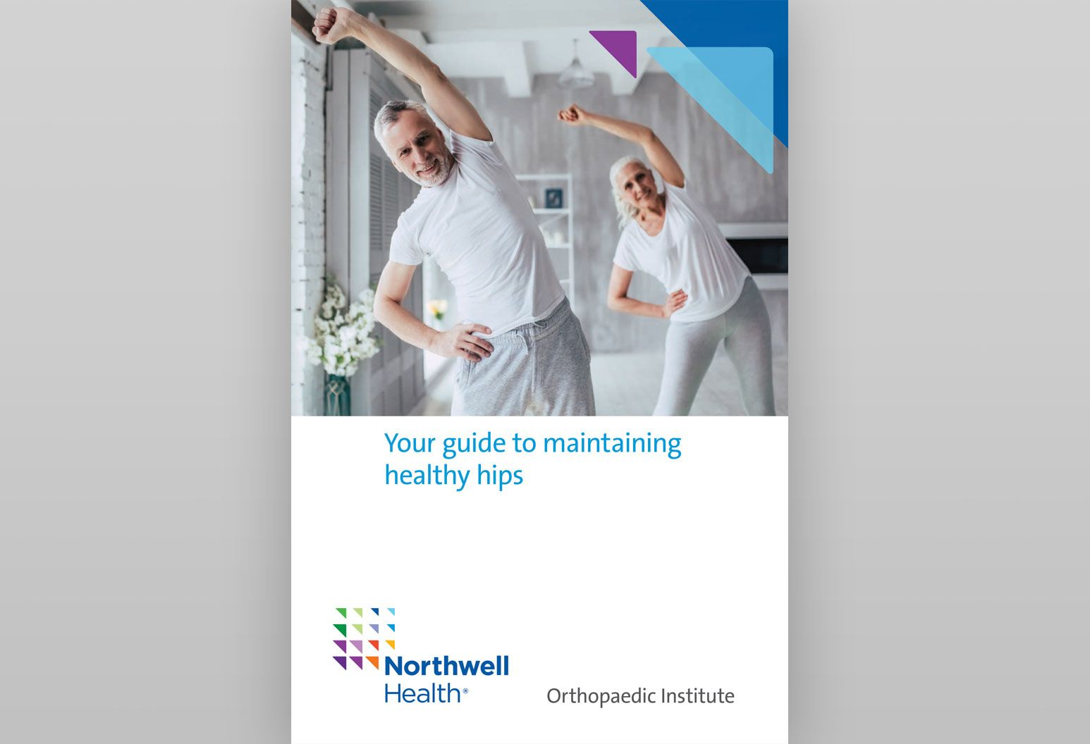 Cover of Northwell ortho ebook