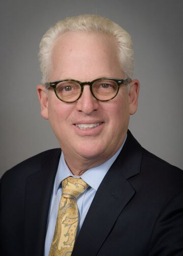 head shot of Robert R. Goodman, MD, PhD