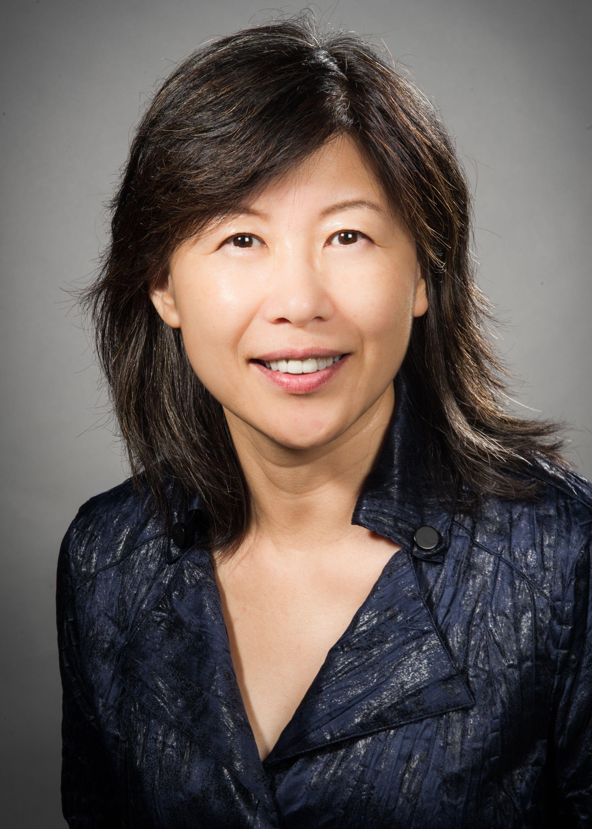 Yun Freudenberg-Hua portrait
