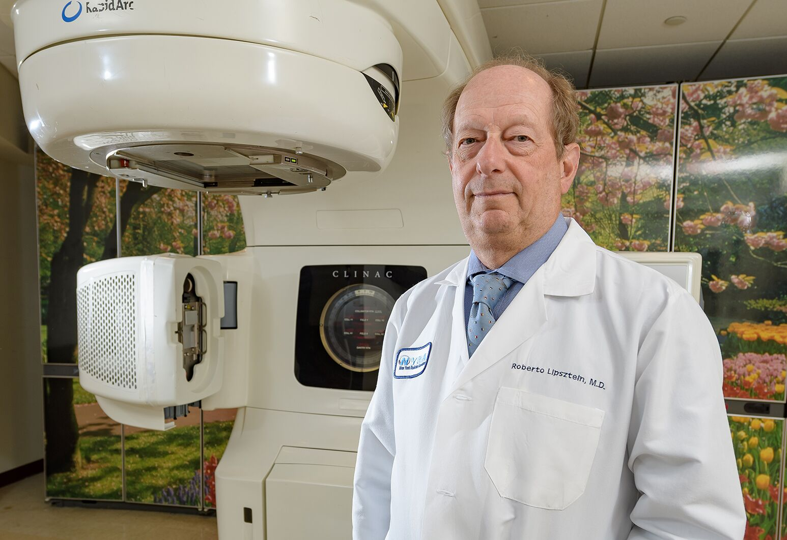 The Queens Radiation Center will be led by Roberto Lipsztein, MD, who has more than 35 years of experience treating thousands of patients.