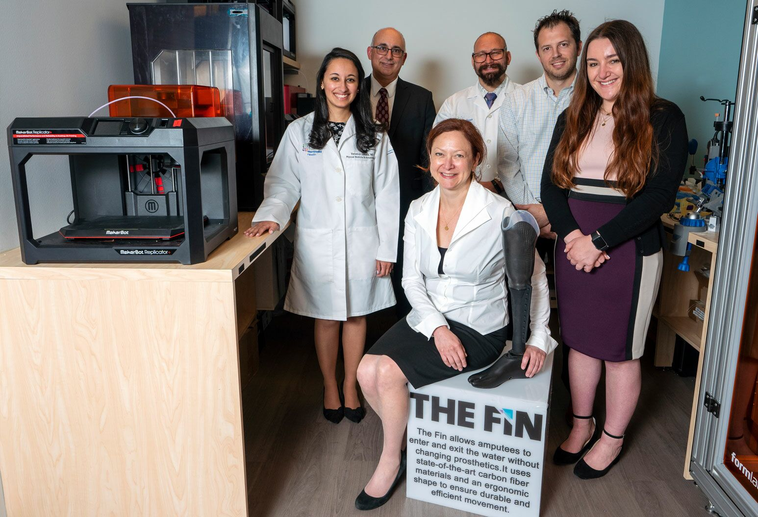 The Fin - Feinstein Institutes for Medical Research