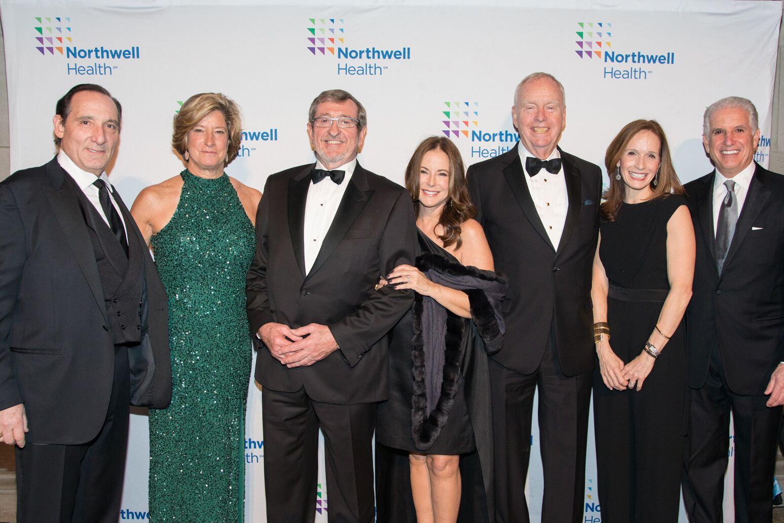 Michael Dowling and others at the 2018 Constellation Gala