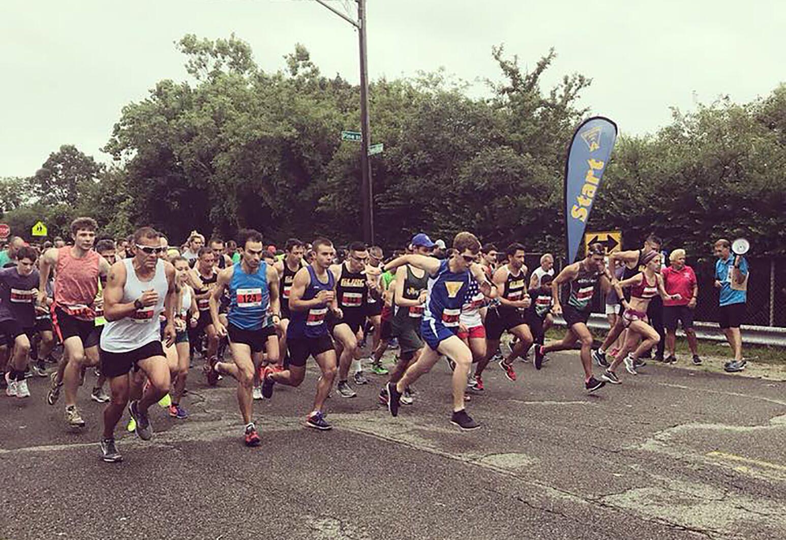 Plainview communtiy runs 16th Annual 5K Run.