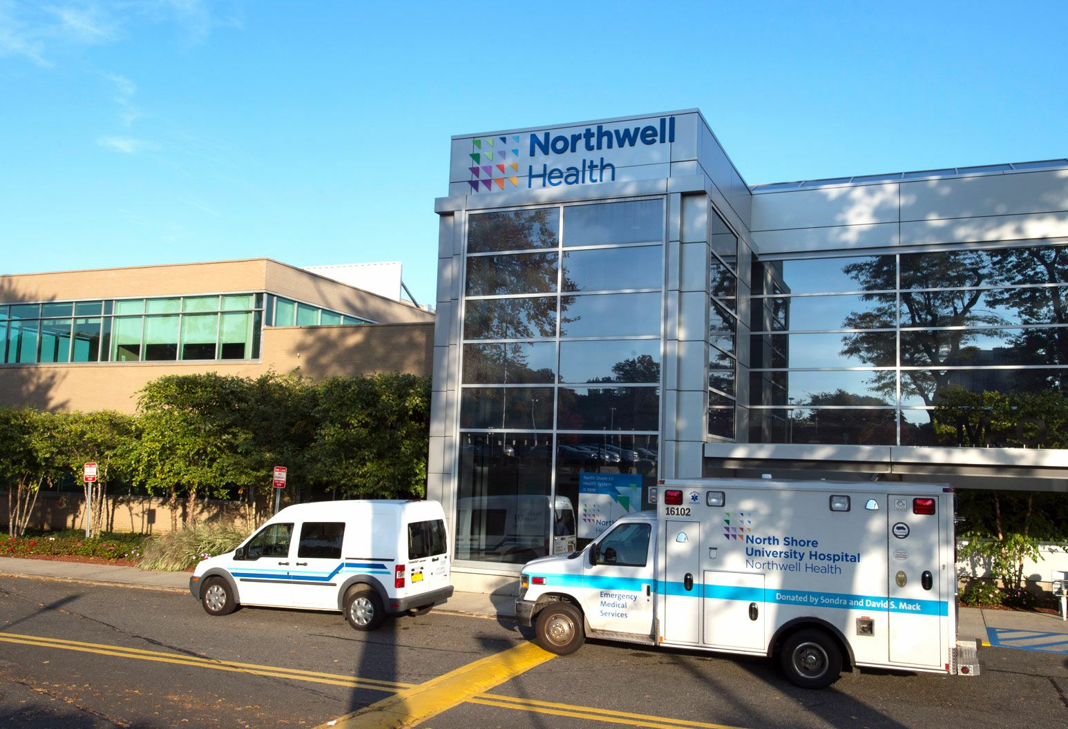 Northwell Health's Center for Advanced Medicine
