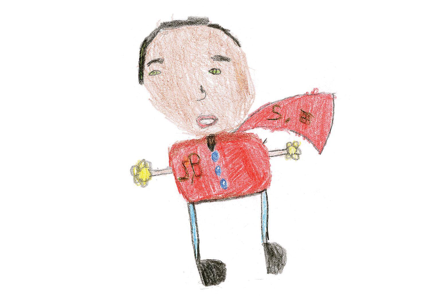 "Dr. ""Superhero"" Bradley by Simao"
