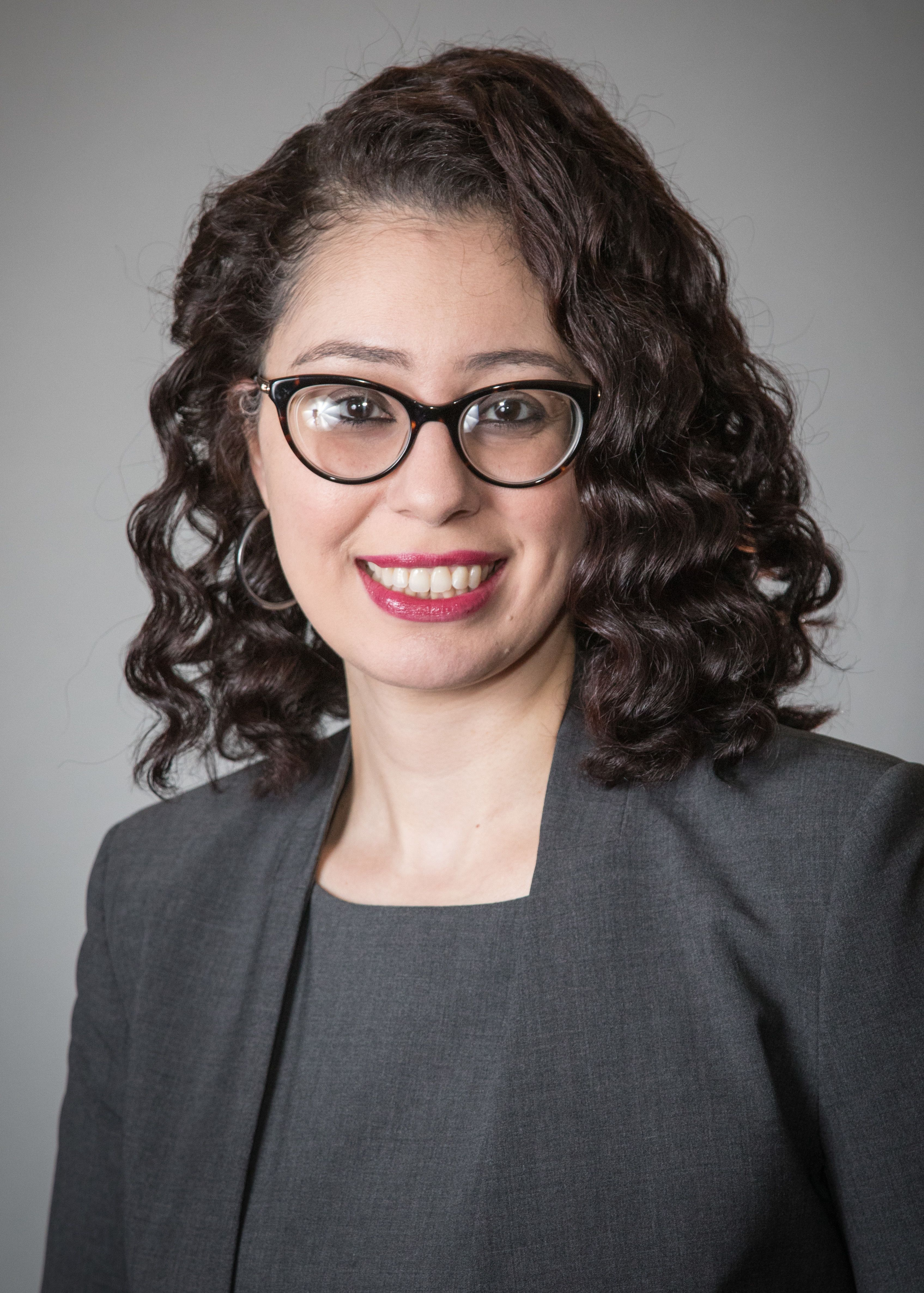 Headshot of Amal Fadl