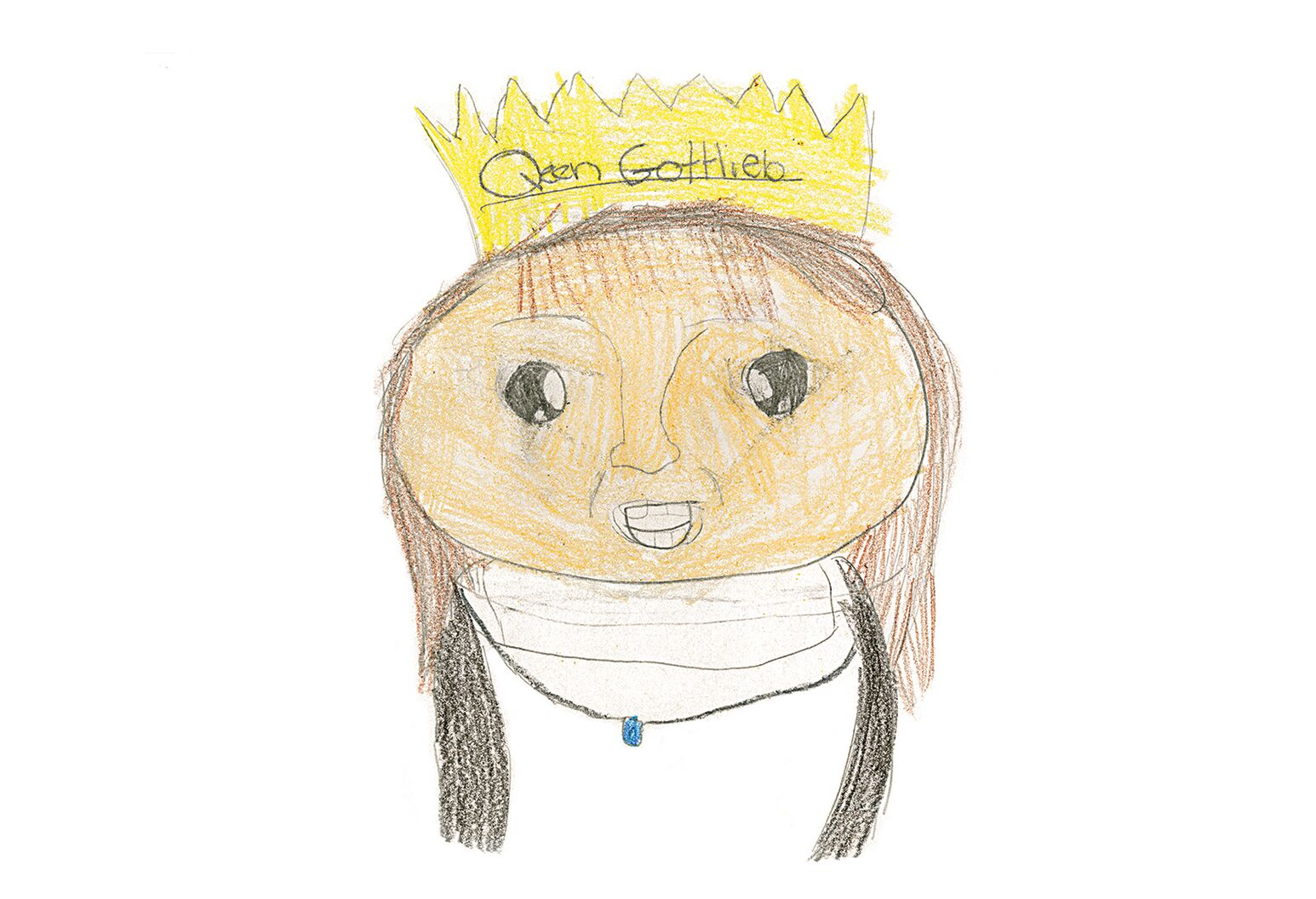 "Dr. ""Queen"" Gottlieb by Olivia"