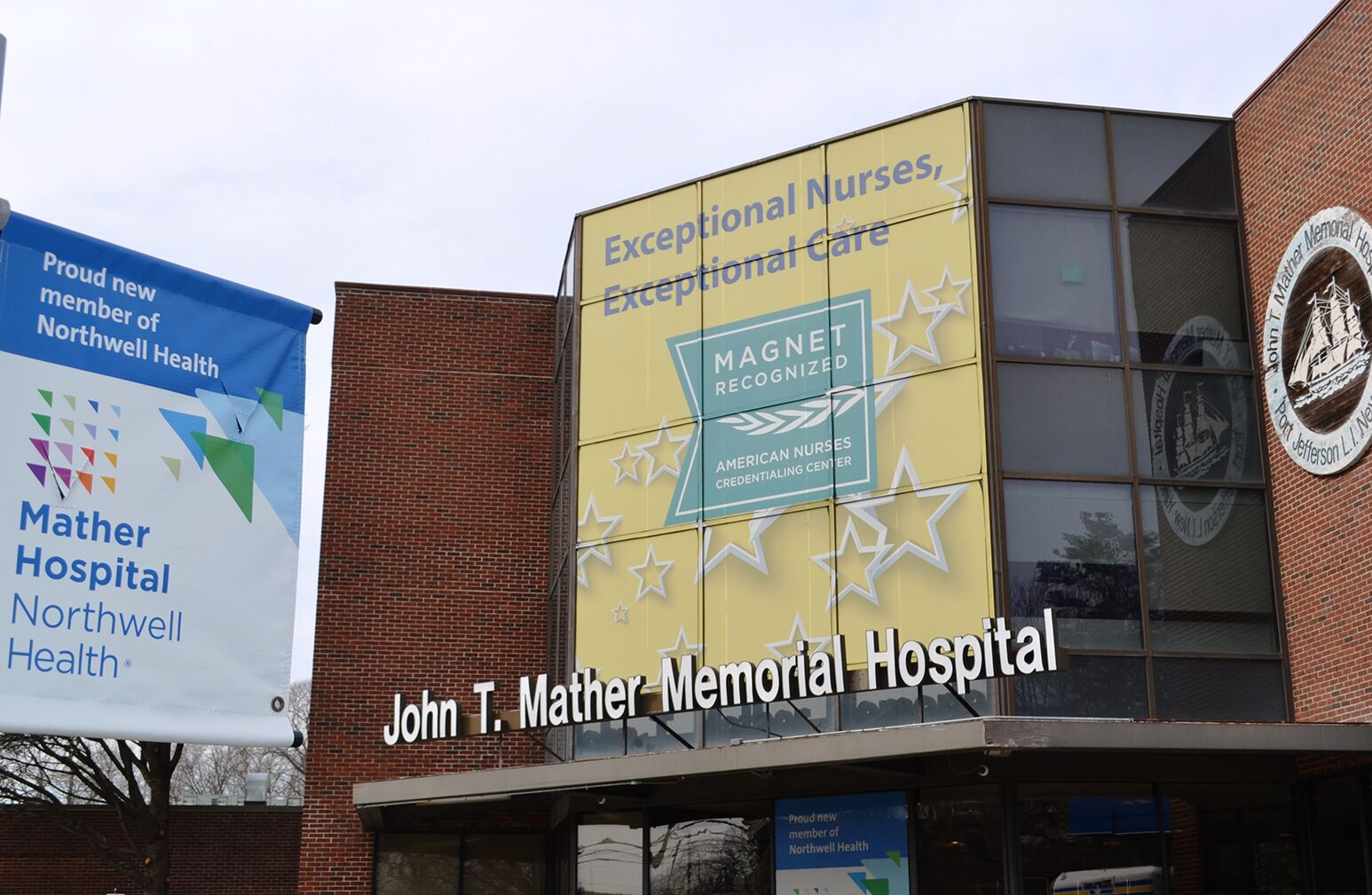Mather Hospital, part of Northwell Health.
