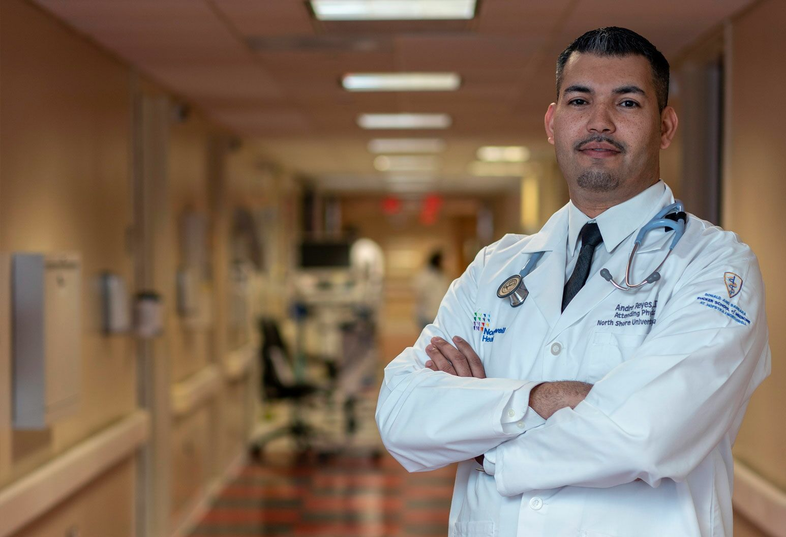 Physician of the year nominee