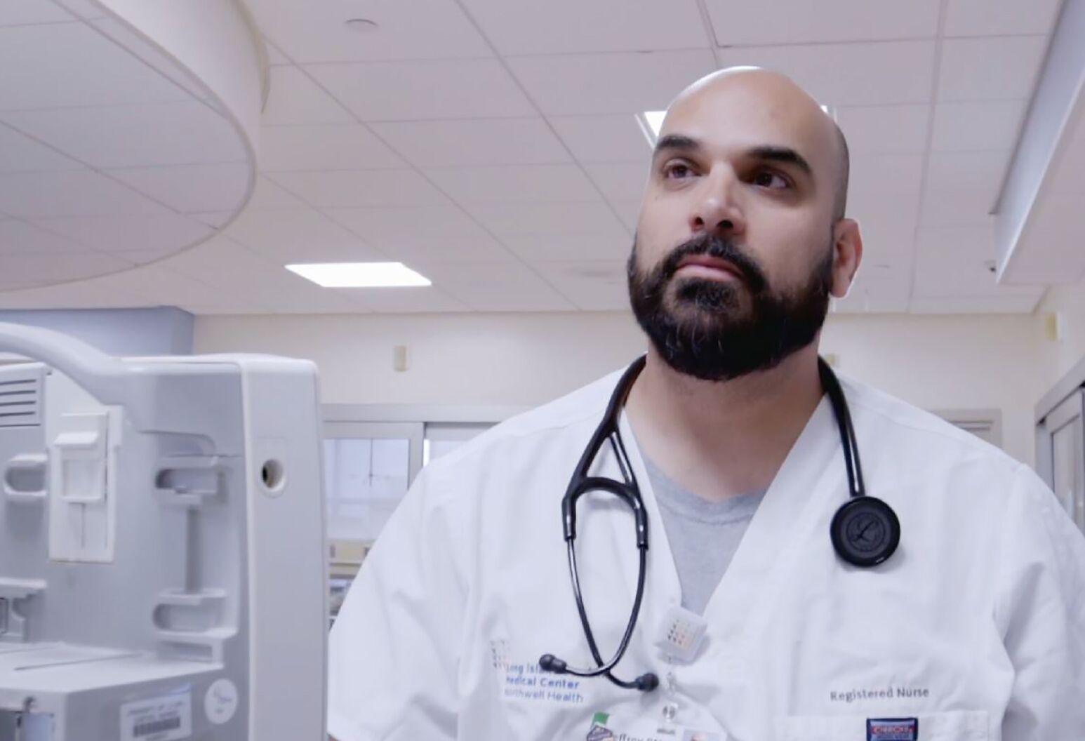 Nurse of the Year: Jeffrey Rosa