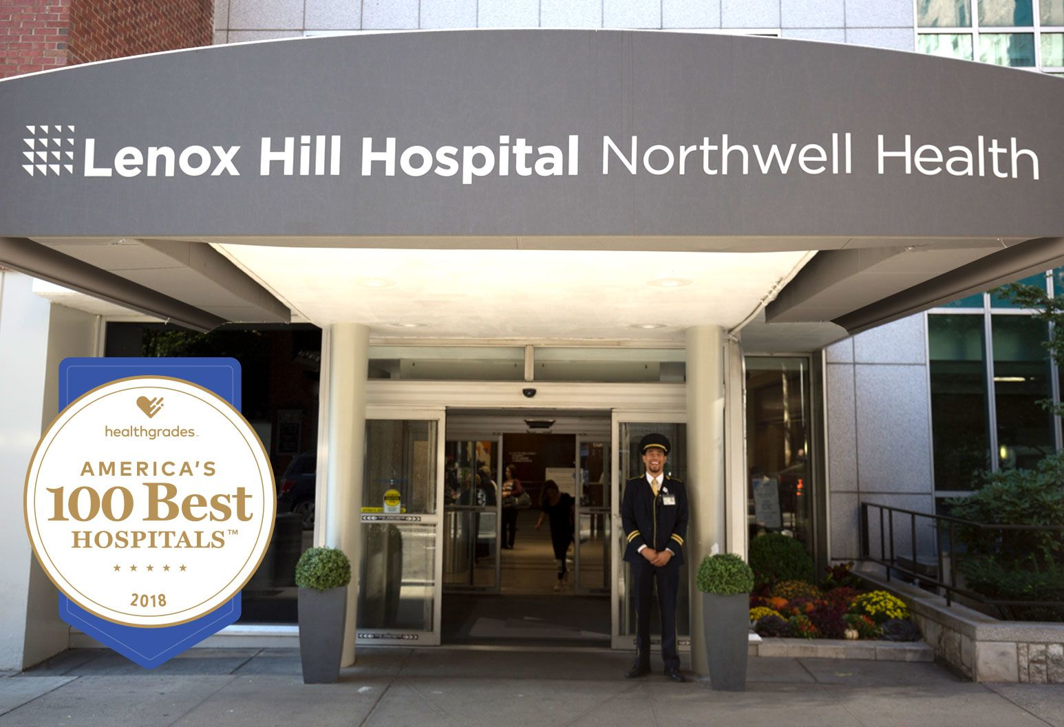 About us - Lenox Hill Hospital | Northwell Health