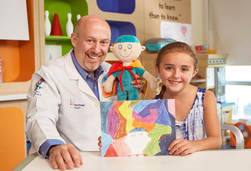 Seeing care through their eyes: Building Cohen Children's