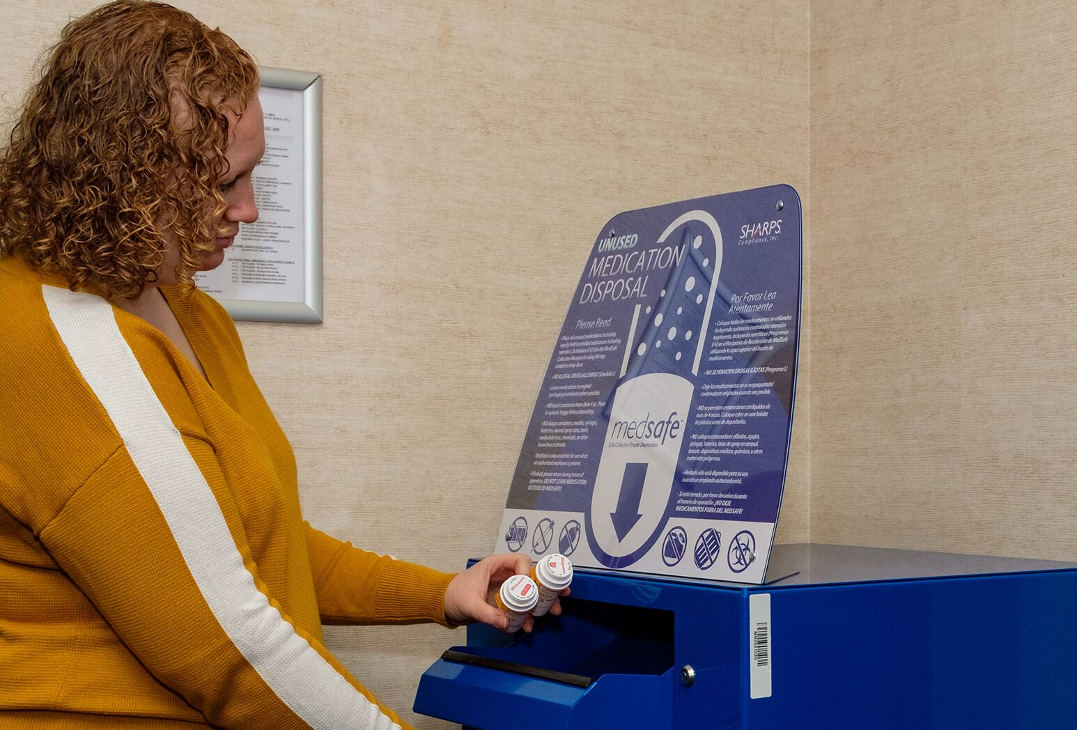 Eleven Northwell Health facilities across Long Island, Queens, Manhattan and Staten Island will be participating in this year's second National Prescription Drug Take Back Day.