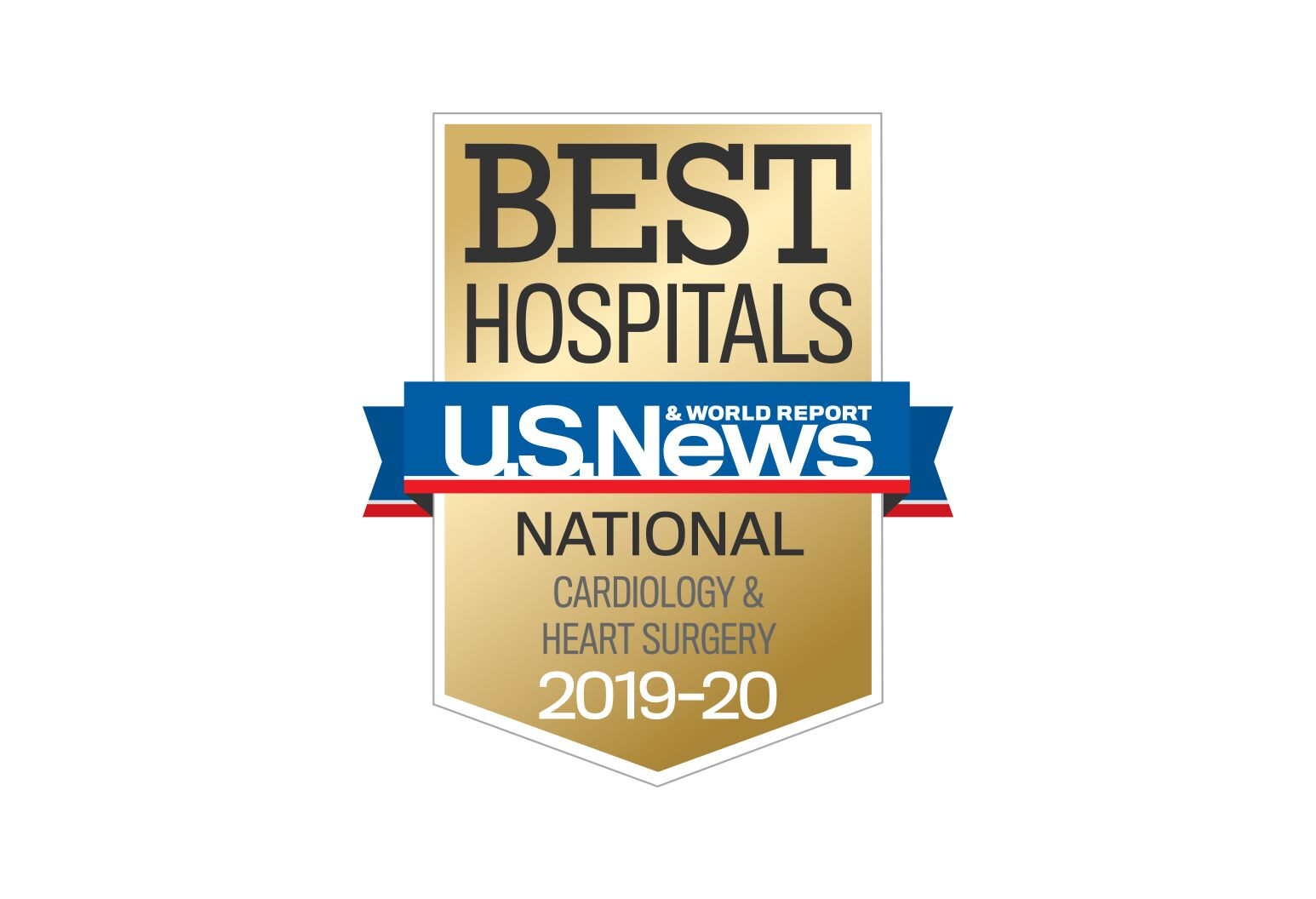 us news best hospitals cardiology badge